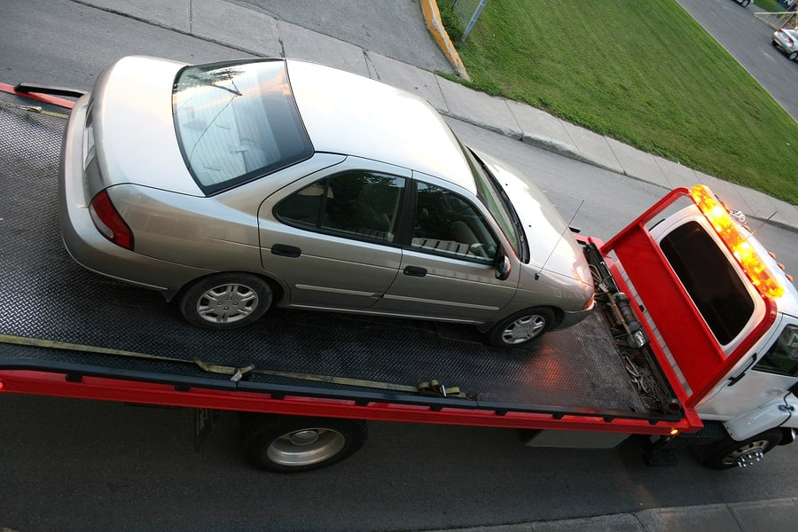 Towing Services in McDonough