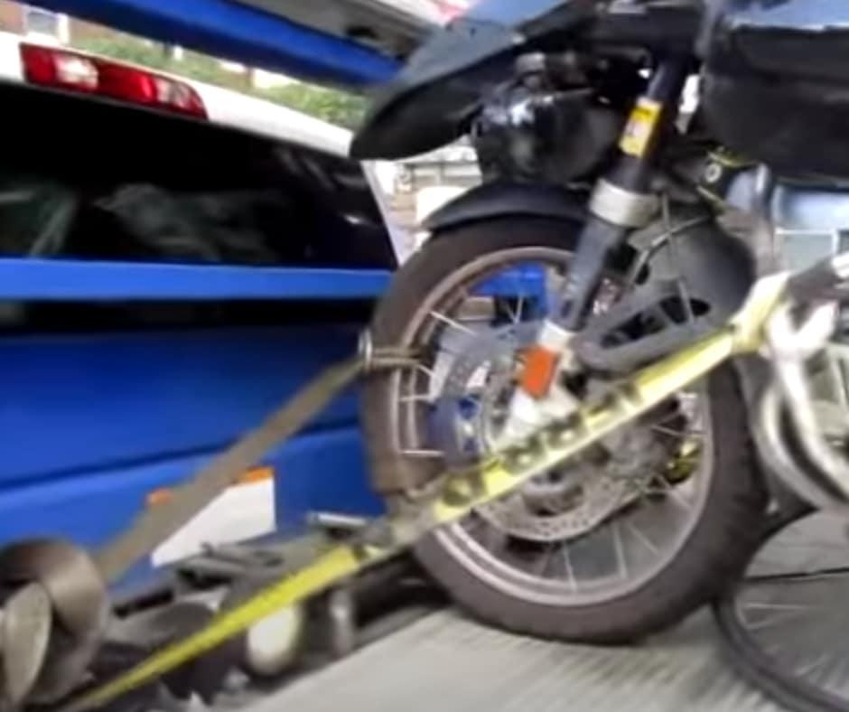 McDonough Motorcycle Towing