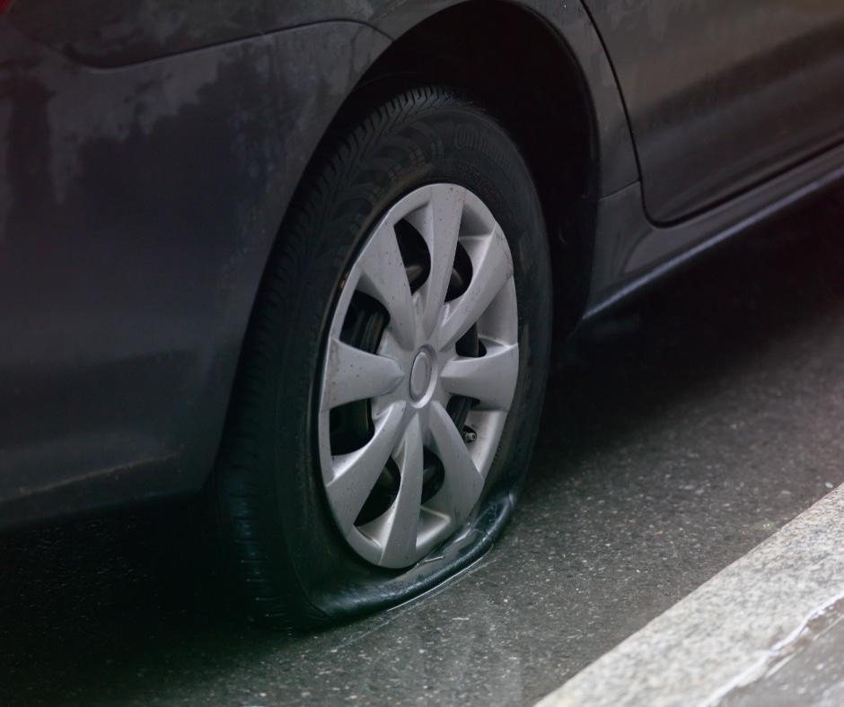 McDonough Tire Change Service